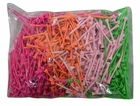 Golf Tees- Bulk Pack 1,000 Bag Wood