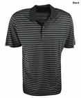 Greg Norman Golf- Double Thin Stripe Polo