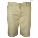 Greg Norman Golf- Flat Front Shorts