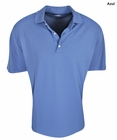 Greg Norman Golf- Performance Mesh Polo