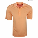 Greg Norman Golf- Performance Pinstripe Polo