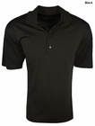 Greg Norman Golf- Performance Play Dry Solid Polo