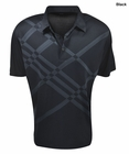 Greg Norman Golf- Play Dry Engineered Cationic Polo