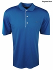 Greg Norman Golf- Shark Chest Logo Polo Shirt