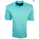 Greg Norman Golf- Stripe Polo