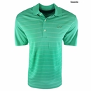 Greg Norman Golf - Striped Front Polo Shirt