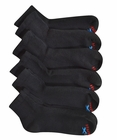 Hanes X Temp Comfort Cool Ankle Socks 6-Pack