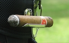 Heater Holder- Golf Cigar Holder