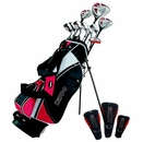 Hippo Golf- Giant XT Complete Set With Bag Graph/Steel