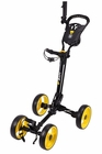 Hot-Z Golf 4.0 4 Wheel Push Cart