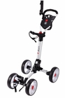 Hot-Z Golf 4.0 4 Wheel Push Cart *Closeout*