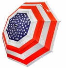 "Hot-Z Golf- 62"" USA Umbrella *USA*"