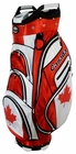 Hot-Z Golf Canada Flag Cart Bag