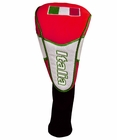 Hot-Z Golf Italia National Flag Driver Head Cover