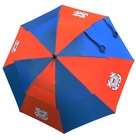 "Hot-Z Golf US Coast Guard Military 62"" Double Canopy Umbrella"