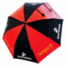"Hot-Z Golf US Military 62"" Double Canopy Umbrella"