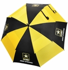 "Hot-Z Golf US Army Military 62"" Double Canopy Umbrella"