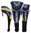 Hot-Z Golf US Military Navy Head Cover Set