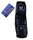 Hot-Z Golf US Air Force Military Travel Cover