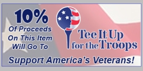 10% Of Proceeds Benefit Our Veterans!