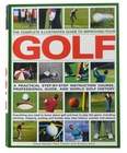 Illustrated Guide to Improving Golf Book