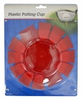 Intech Golf- Practice Putting Cup Neon Multi