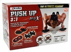 Ironman- 3 in 1 Push Up MAX