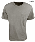 Izod Short Sleeve Crew Chest Pocket T-Shirt