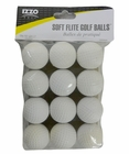 Izzo Golf Foam Practice Balls 12-Pack