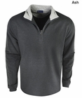 Jack Nicklaus Golf- Terry Long Sleeve 1/4 Zip Mock