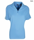 Jockey- Ladies Solid Cotton Polo