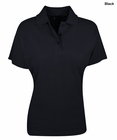 Jockey- Ladies Solid Poly Cotton Polo
