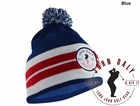 John Daly Golf- Pom Pom Knit Hat