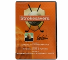 Ken Venturi's: Stroke Savers Golf DVD