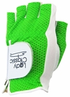 Lady Classic- Ladies LLH Cabretta Mesh Half Golf Glove