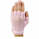 Lady Classic- Ladies LLH Solar Tan Half Golf Glove