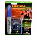 Line M Up- Fat Line Golf Ball Alignment Tool