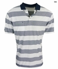 Linksoul Golf- Feeder Stripe Polo