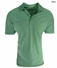 Linksoul Golf- Two Color Micro Stripe Polo