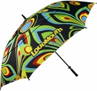 "Loudmouth Golf- 64"" UV Umbrella"