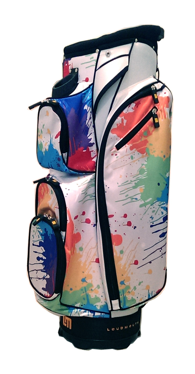 Loudmouth Kids Slide besides Loudmouth Golf Cart Bag further Loudmouth Golf Shorts Old Glory moreover Stimson Softshell Carry On Spinner Garment Bag Luggage Suitcase furthermore Bold Prints Functionality Loudmouth Golf Cart Bags Stand Bags. on loudmouth cart bag