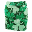 Loudmouth Golf- Ladies Lucky Skort