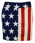 Loudmouth Golf- Ladies Stars & Stripes Skort