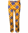 Loudmouth Golf- Mens Peanut Butter & Jelly Pants