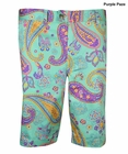 Loudmouth Golf- Mens Purple Paze Shorts