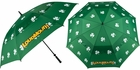 "Loudmouth Golf- 64"" Shamrock Umbrella"