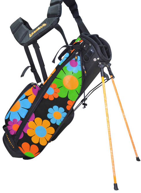 Loudmouth Stand Bag By Loudmouth Golf Golf Stand Bags