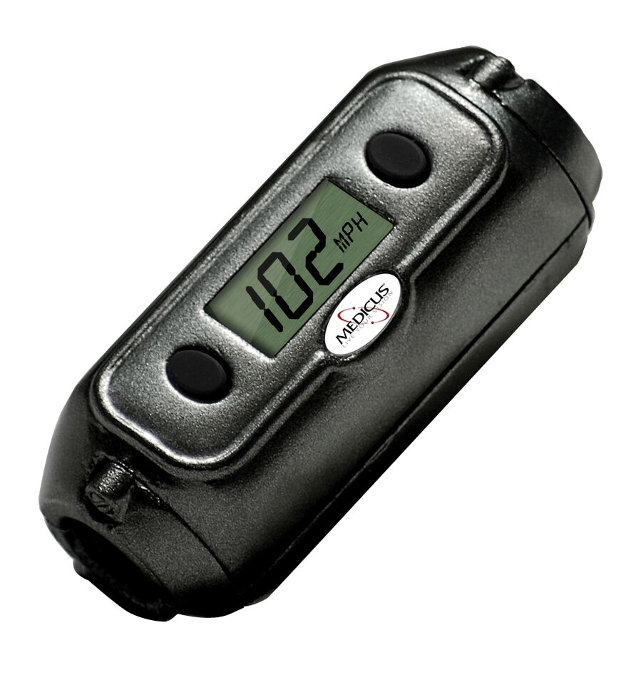 Medicus Power Meter Swing Analyzer