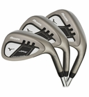 Mizuno Golf JPX Black Nickel 3-Wedge Set