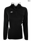 Mizuno Golf- Ladies Nine Collection 1/2 Zip Pullover